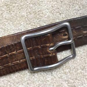 Other - Vintage leather belt